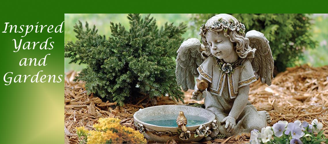 Inspirational Outdoor Statuary