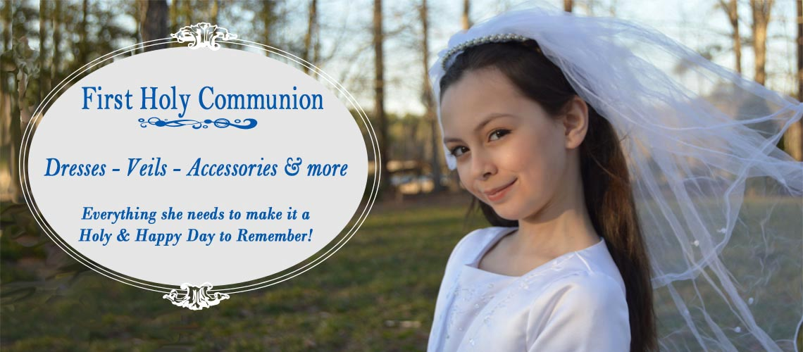 First Holy Communion Girl's Apparel