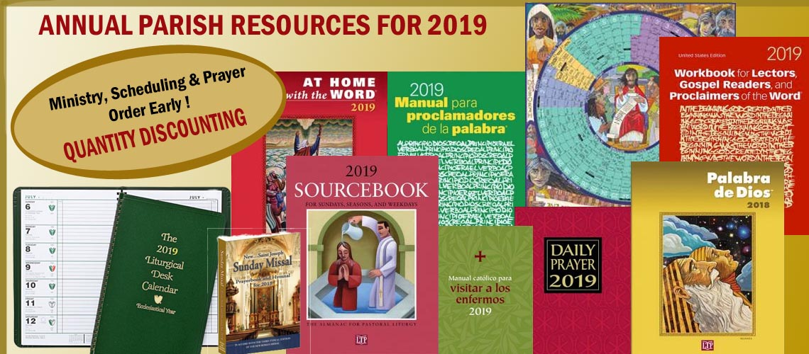 2019 Parish Resource Publications