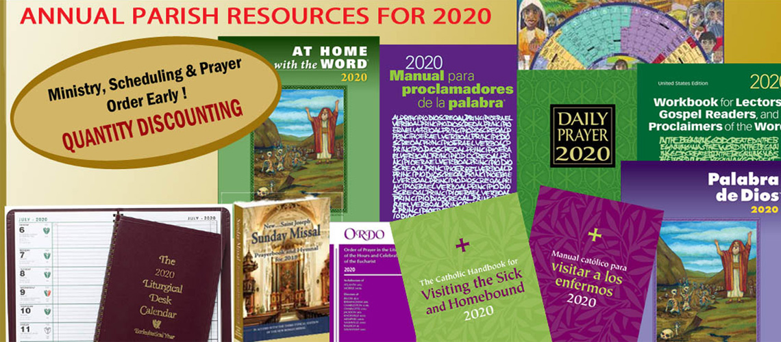 2020 Parish Resource Publications