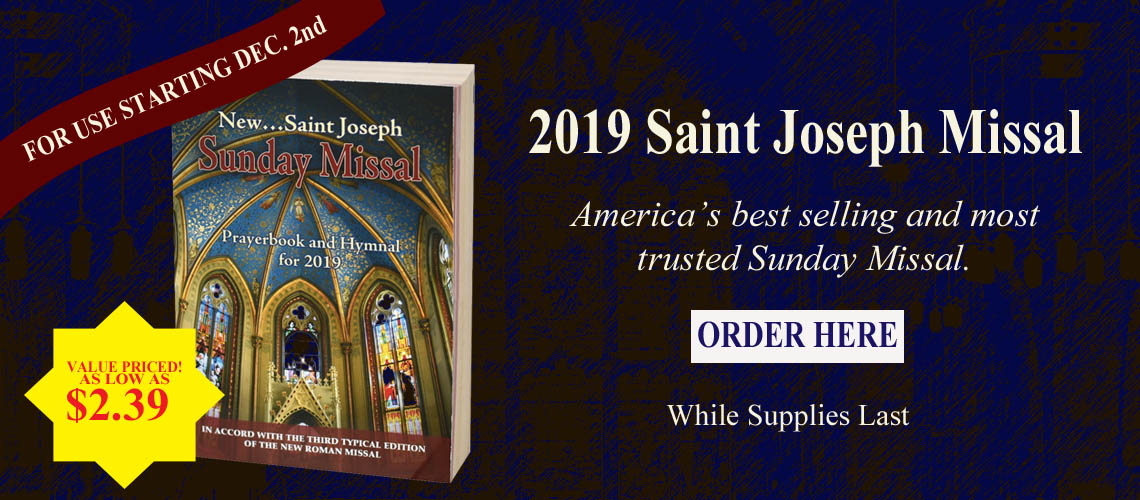 2019 Annual Sunday Missal