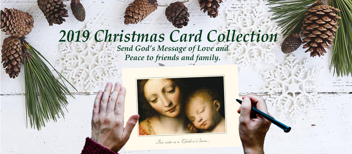 Religious Christmas Greeting Cards