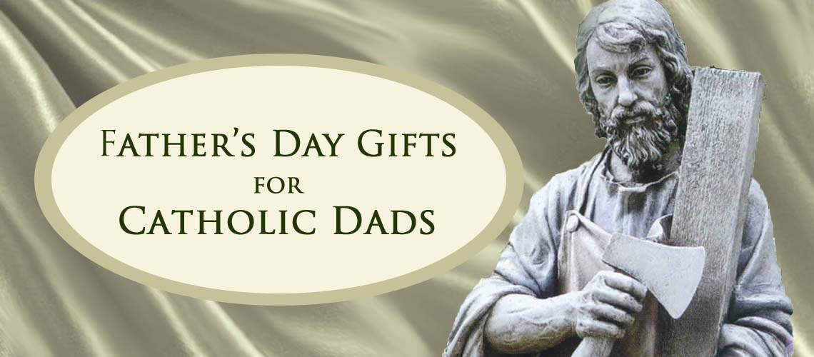 Father's Day Gifts for Catholic Dads