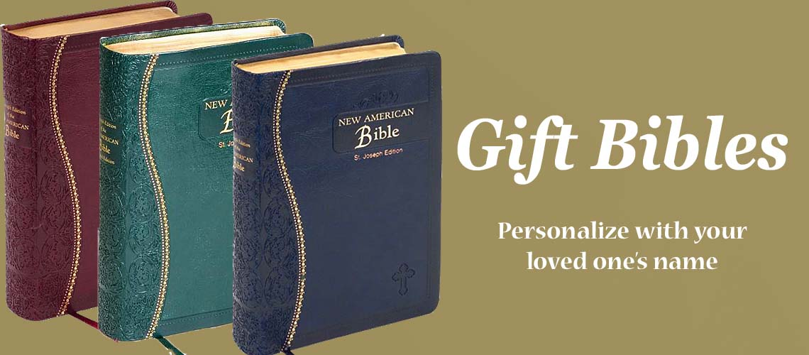 Catholic Gift Bibles