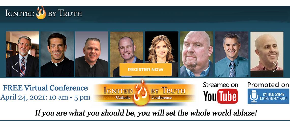 Ignited By Truth Online Conference 2021