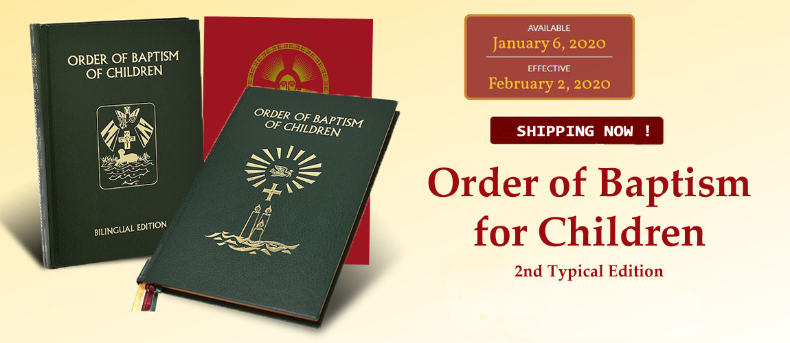 Order of Baptism for Children