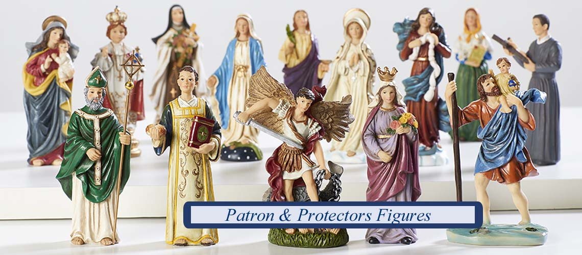 Patron & Protectors Figurines